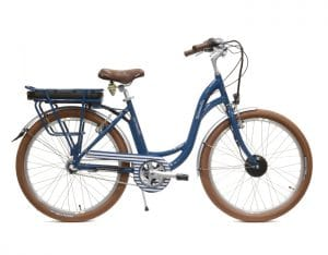 VTC électrique de la Cyclerie