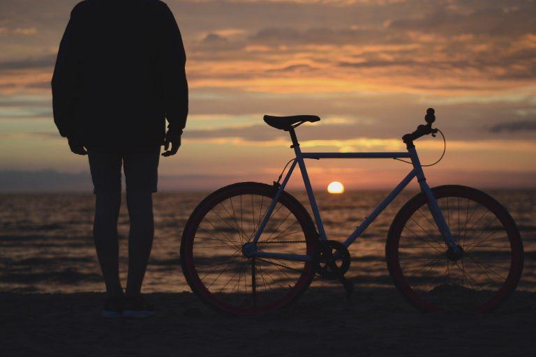 Location de vélos à la plage de la Lette-blanche