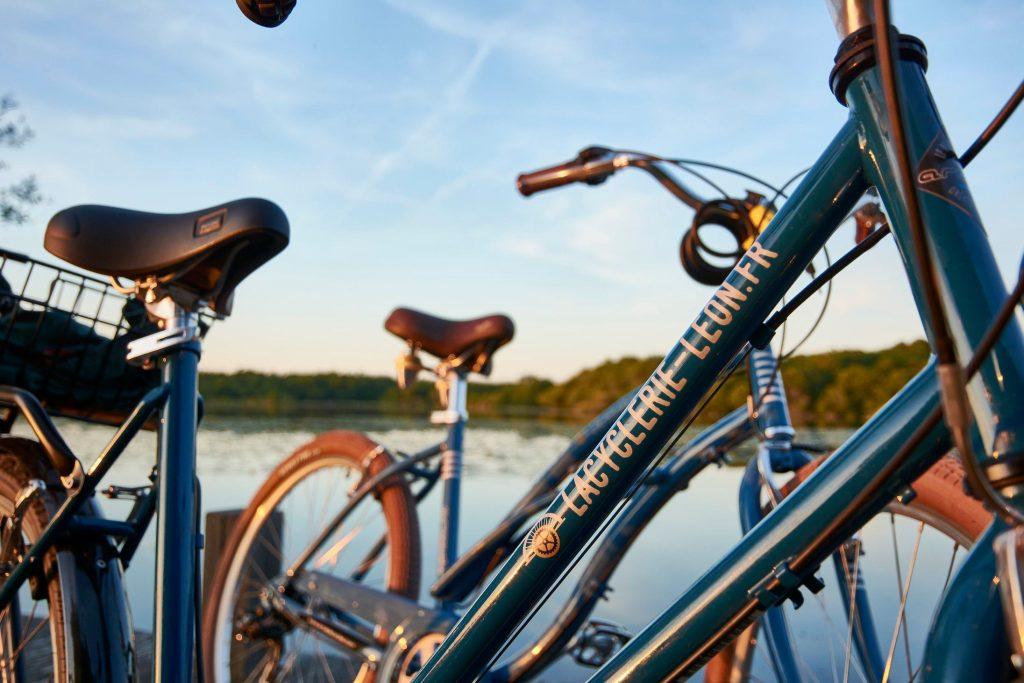Location de vélos à Léon et au Puntaou