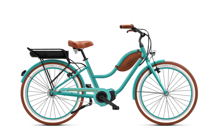 Le beach cruiser électrique O2feel