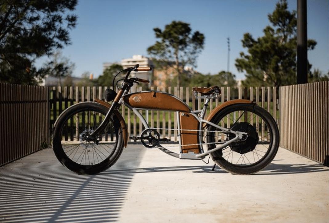 Le CRUZER by Rayvolt bike